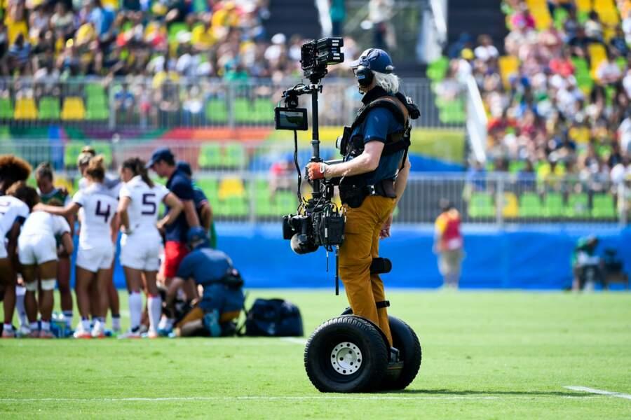 La course en segway, prochaine discipline olympique ?
