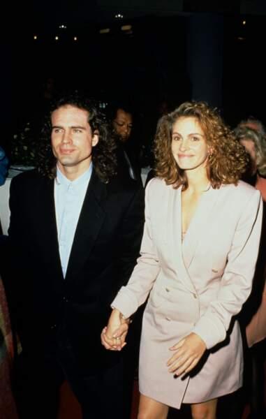 Toujours en 1991, Julia Roberts s'affiche aux côtés du beau Jason Patric.