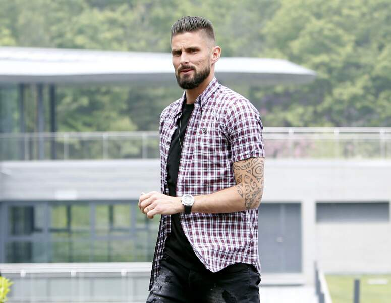 Olivier Giroud (France), 31 ans
