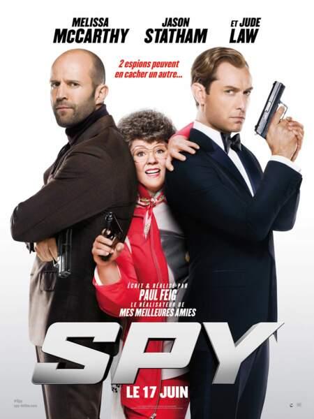 Spy de Paul Feig