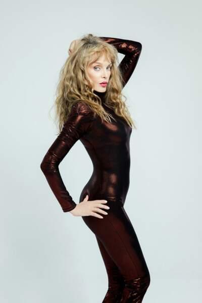 Arielle Dombasle, icône du glamour, fait aussi partie de la compétition !
