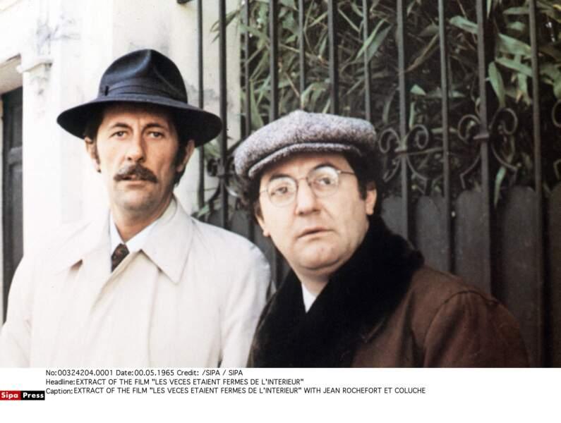 """Premier vrai rôle dans """"Les Vécés étaient fermés de l'intérieur"""" (1975), de Patrice Leconte"""
