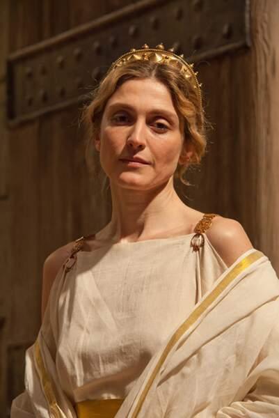 Julie Gayet dans Odysseus en 2013
