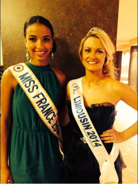 Miss Limousin 2014, Lea Froidefond