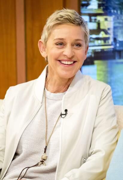 Ellen DeGeneres est devenue végétarienne car elle ne supportait plus la souffrance animale.