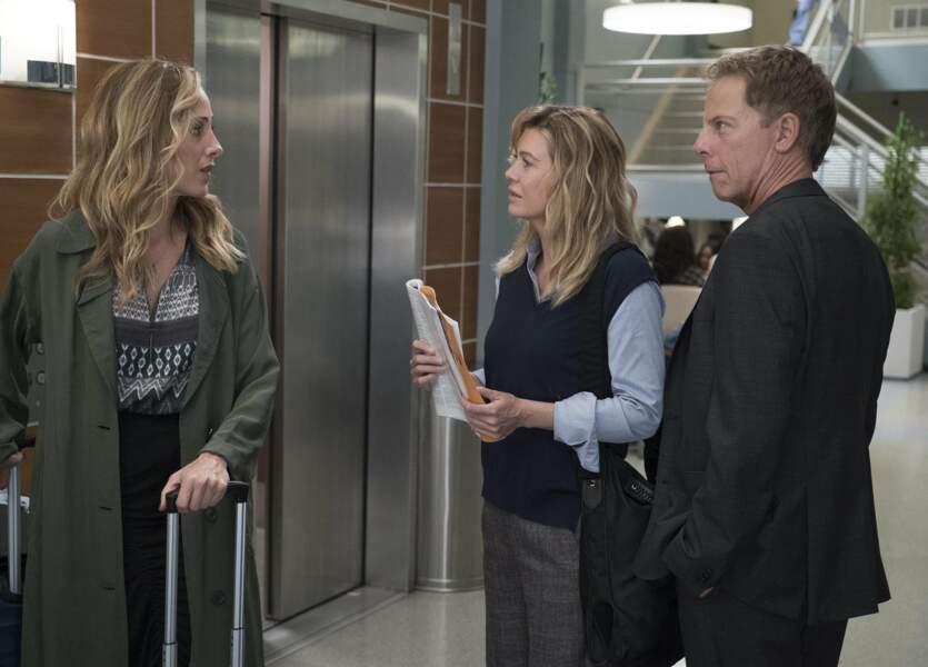 Comment les médecins du Grey Sloan vont réagir en apprenant que Teddy reprend le poste de Bailey ?