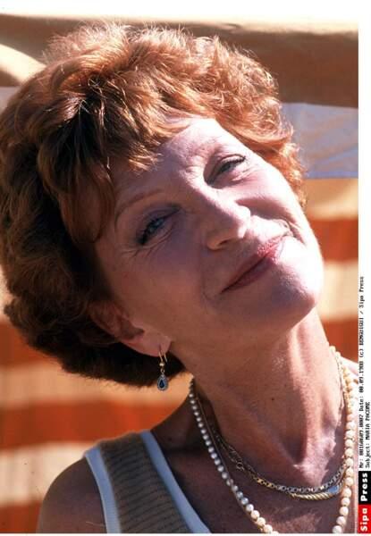 Cette grande dame du théâtre avait aussi joué dans une cinquantaine de films et téléfilms, notamment pour TF1