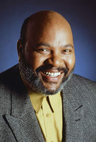 Portrait de James Avery