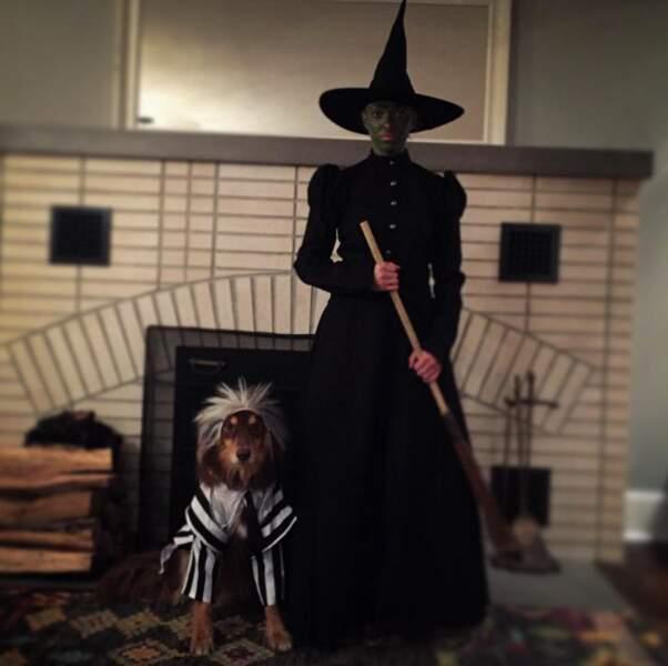 Amanda Seyfried était la sorcière du Magicien d'Oz.