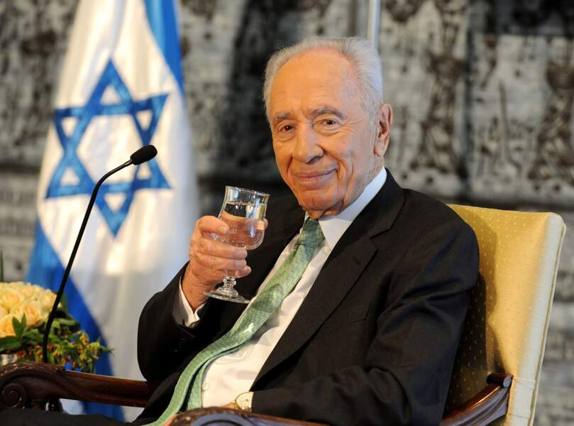 L'ancien président de l'Etat d'Israël Shimon Peres est mort le 28 septembre 2016. Il avait 93 ans