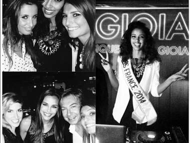 Instagram : Laury, Malika, Marine, divines Miss pour les 20 ans de Flora Coquerel
