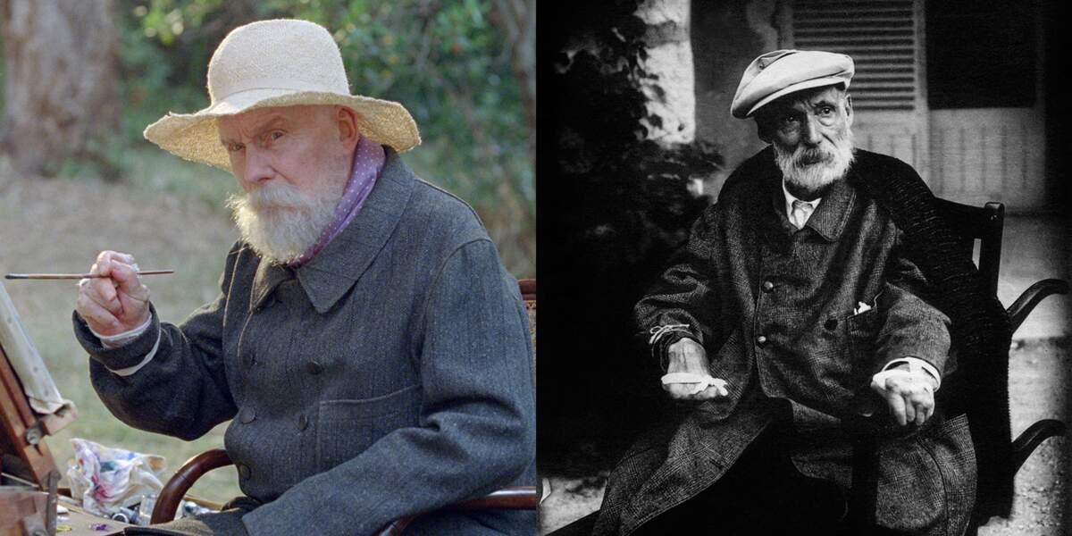 …Un certain Auguste Renoir, au crépuscule de sa vie. Très ressemblant