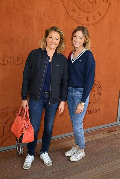 Canal + est venu en force avec Astrid Bard et Isabelle Ithurburu