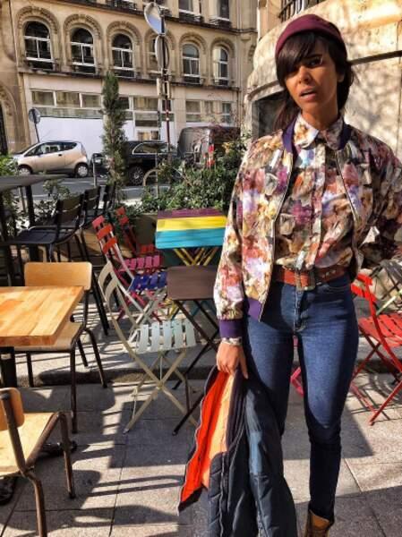 Un petit tour à Paris quand même, de temps en temps...