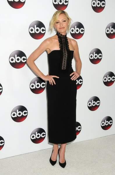 Elle a tenu un rôle régulier dans Scandal et avait repris son rôle dans la nouvelle saison d'Arrested Development.