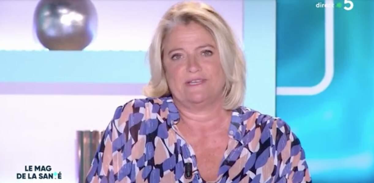 Marina Carrère d'Encausse était médecin échographiste avant de devenir présentatrice télé