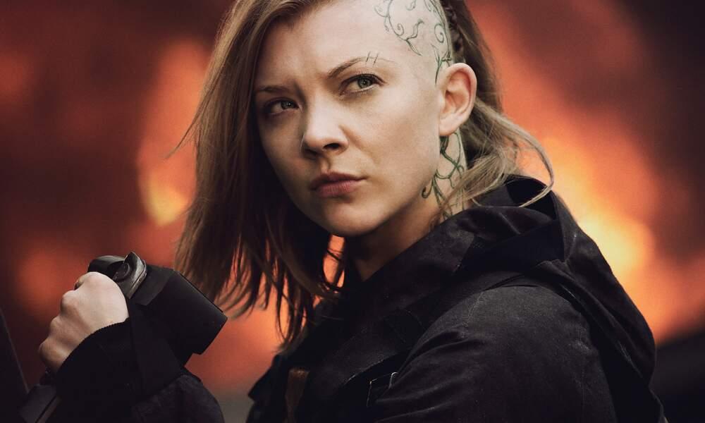 Niveau look, c'est le choc : l'actrice avait le crâne rasé !