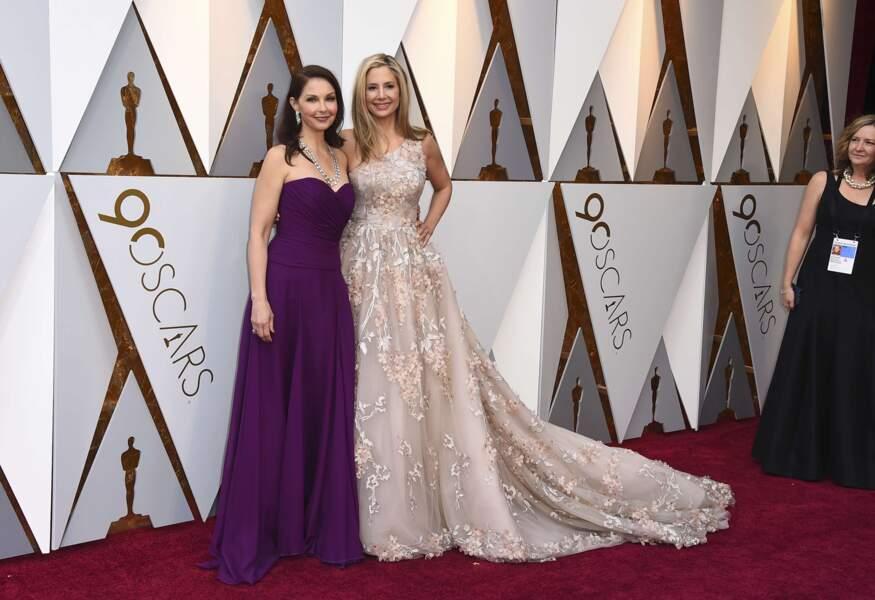 Ashley Judd et Mira Sorvino, parmi les premières à avoir dénoncé les agissements de Harvey Weinstein