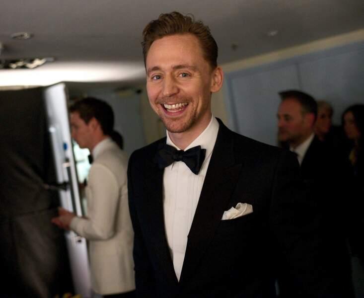Tous les people étaient présents dont l'acteur britannique Tom Hiddleston (Thor, Avengers, Kong Island)