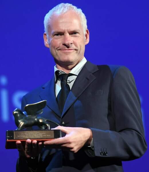 Martin McDonagh, fier que son film (Three Billboards Outside Ebbing, Missouri) ait le prix du meilleur scénario