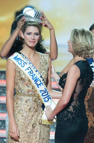 Une écharpe, une couronne et le tour est joué , Camille Cerf est Miss France.