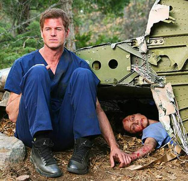 Grey's Anatomy : Mark Sloan avoue son amour à Lexie Grey juste avant son décès...