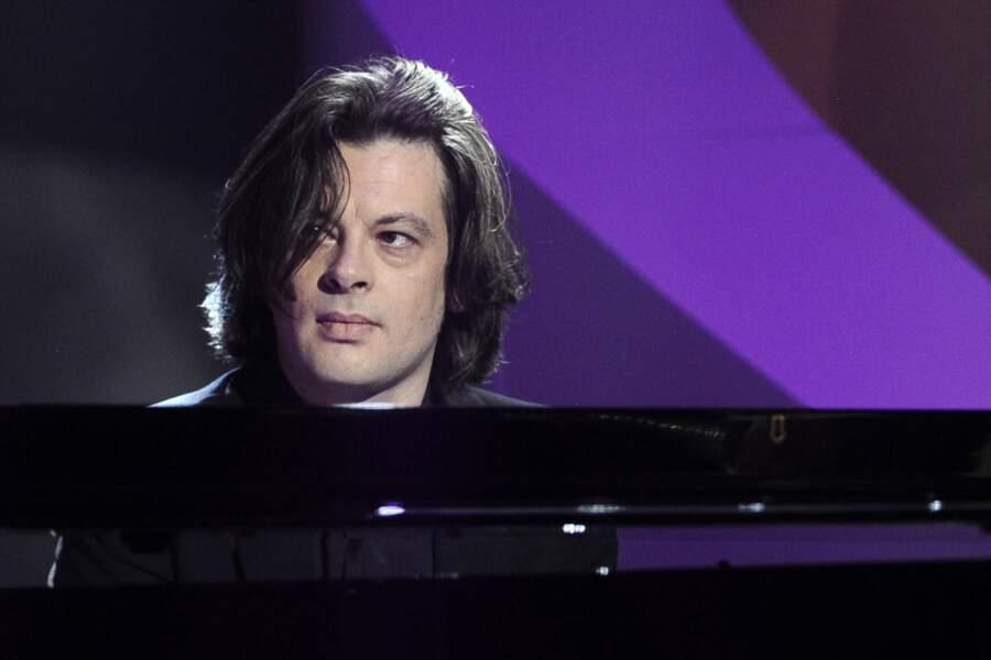 Benjamin Biolay, au piano...