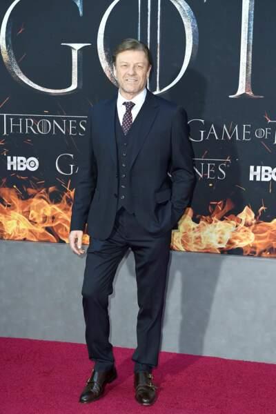 Sean Bean alias Papa Ned Stark était aussi là !