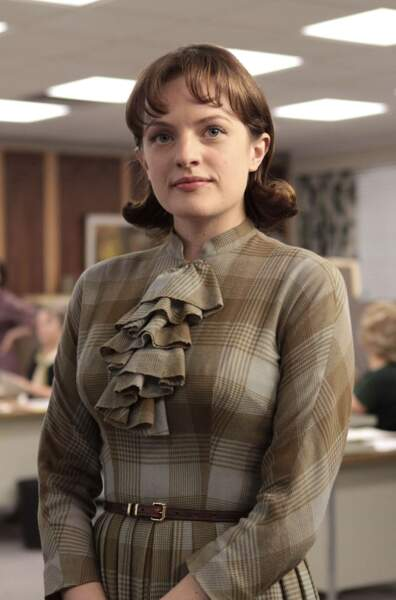 Nous l'avions découvert en tant que Peggy Olson dans Mad Men