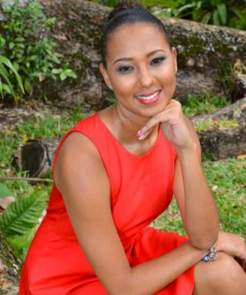 Miss Seychelles, Christine BARBIER