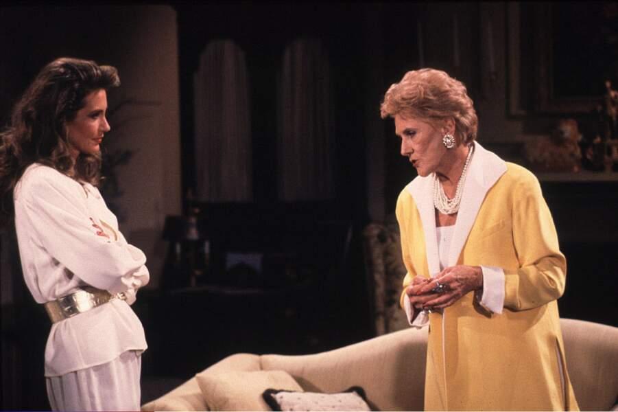 Entre Jill (Jess Walton) et Katherine (Jeanne Cooper), cela a toujours été je t'aime, moi non plus.