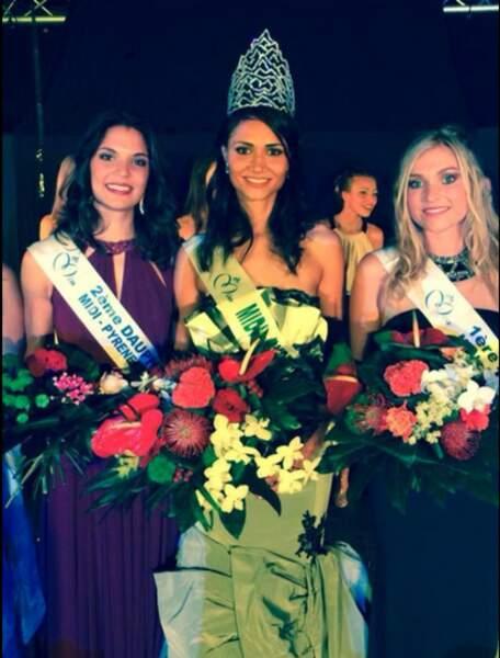 Miss Midi-Pyrénées 2014, Laura Pelos