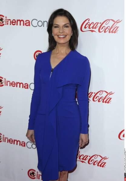 En 2016, Sela Ward a joué la présidente des États-Unis dans le reboot du film Independant Day