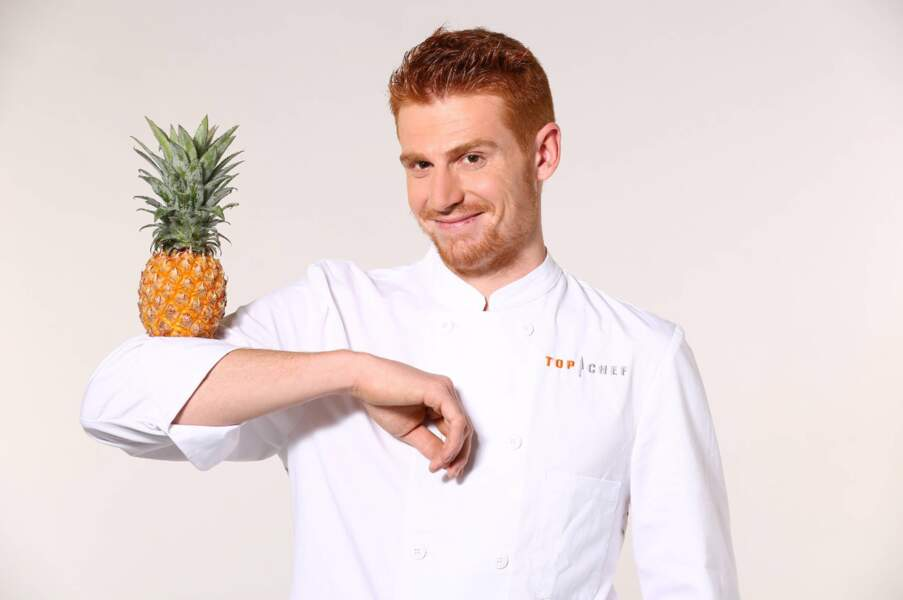 Etienne GENEY, ancien candidat de Top Chef, de retour dans Top Chef 5