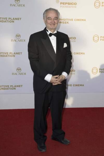 Jacques Attali, qui préside la fondation Positive Planet