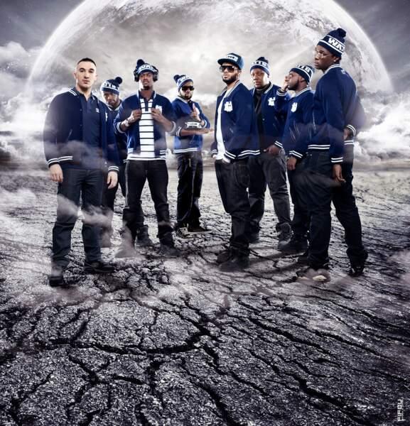 30. Sexion d'Assaut (@sexiondasso) - Groupe de rap (490 468 followers)
