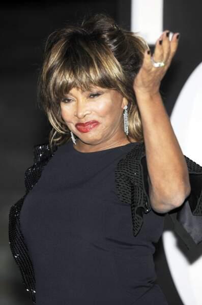 """Et de """"Annie"""" à """"Tina Turner""""."""