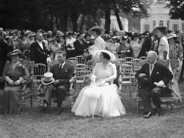 Les visites officielles de la famille royale d'Angleterre à Paris