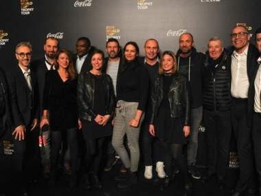Desailly, Dugarry, Candela, Boghossian : les champions du monde 98 à l'honneur à Paris