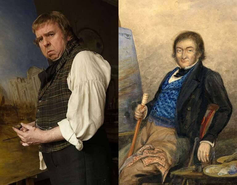 … le peintre J.M.W. Turner