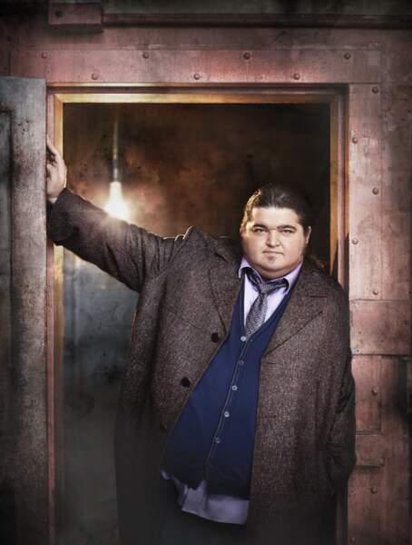 Jorge Garcia a eu un rôle principal dans Alcatraz, une série signée J.J Abrams, le créateur de... Lost !