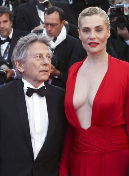 Roman Polanski a fait jouer sa femme dans quatre de ses films, dont La Vénus à la Fourrure.