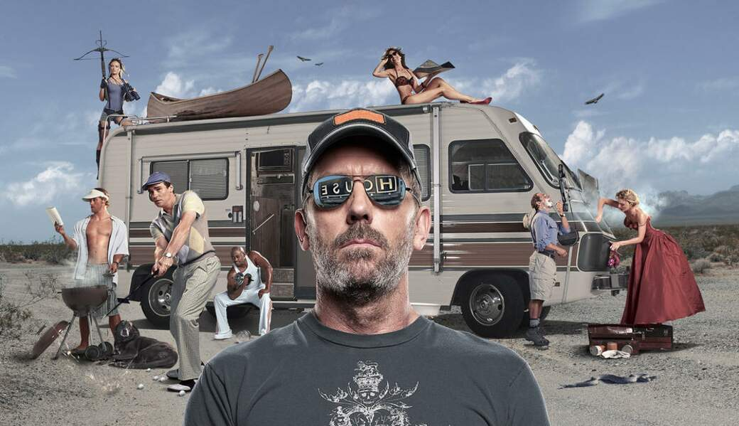 Dr House au camping