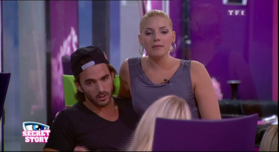 Nadège et Thomas annoncent leur fiançaille (pour de faux)