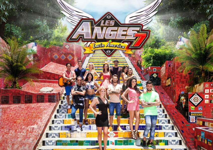 La photo de groupe des Anges 7