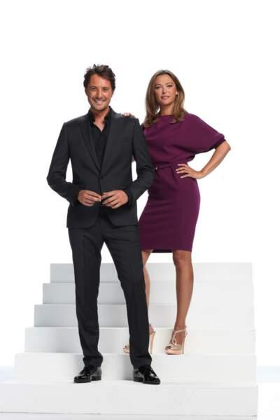 Sandrine Quétier et Vincent Cerutti, LE couple