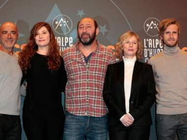 Festival international du film de comédie de l'Alpe d'Huez : la soirée d'ouverture avec Jamel Debbouze, Kad Merad, Michèle Laroque...