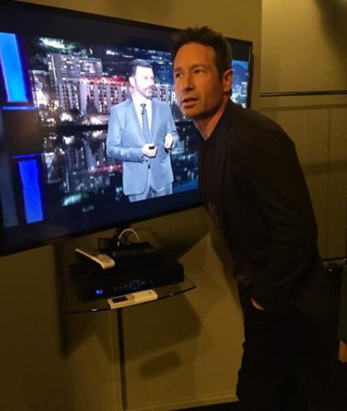 Depuis X-Files, David Duchovny a joué dans Californication et Aquarius et a récemment repris le rôle de Fox Mulder