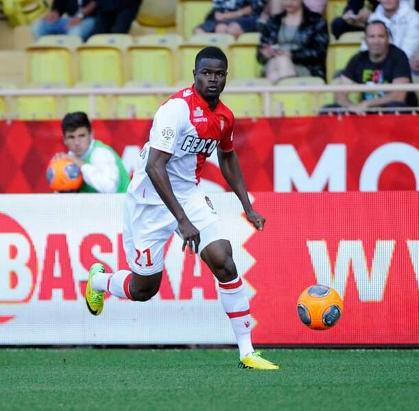 Elderson Echiejile (Monaco - Nigeria)
