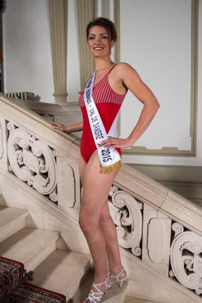 Miss Prestige Hainaut Val de Sombre, Ophélie Dez